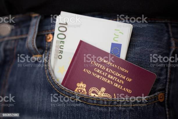 British passport and euros picture id930852580?b=1&k=6&m=930852580&s=612x612&h=6mjanjnud7fxghegp55tx8eltswppiecq32nkq35udi=