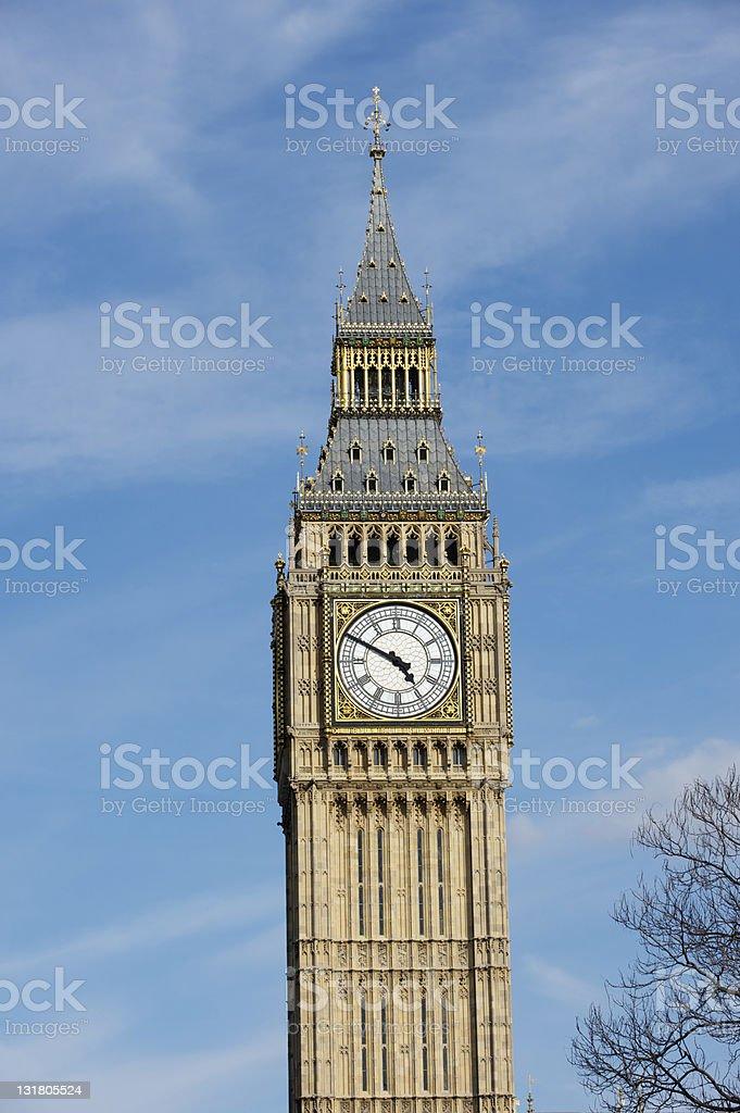 British Politics royalty-free stock photo