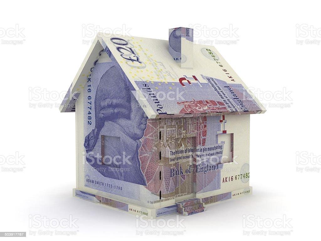 British Property stock photo