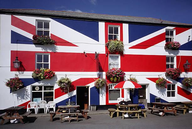 pub inglese - cultura britannica foto e immagini stock