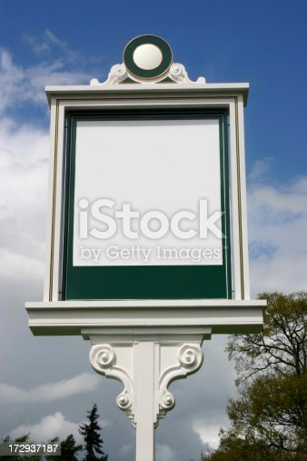 istock British Pub Sign 172937187