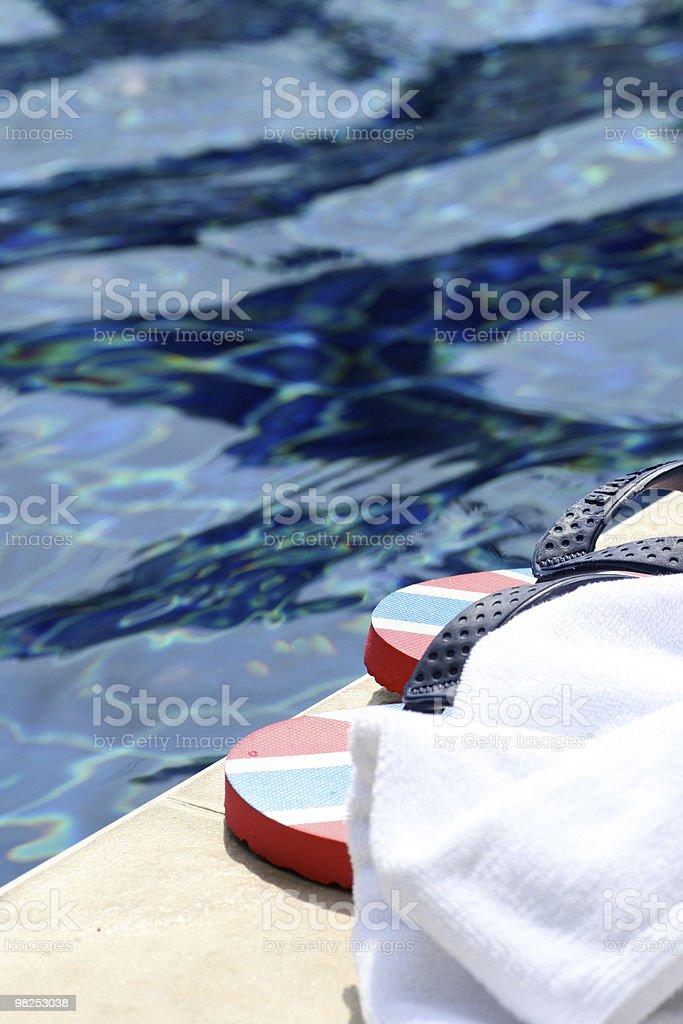 British tourist royalty-free stock photo