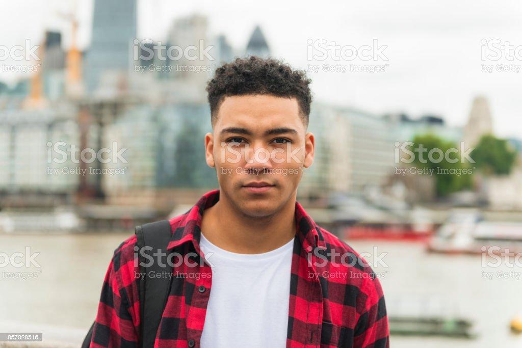 British jeunes - Photo