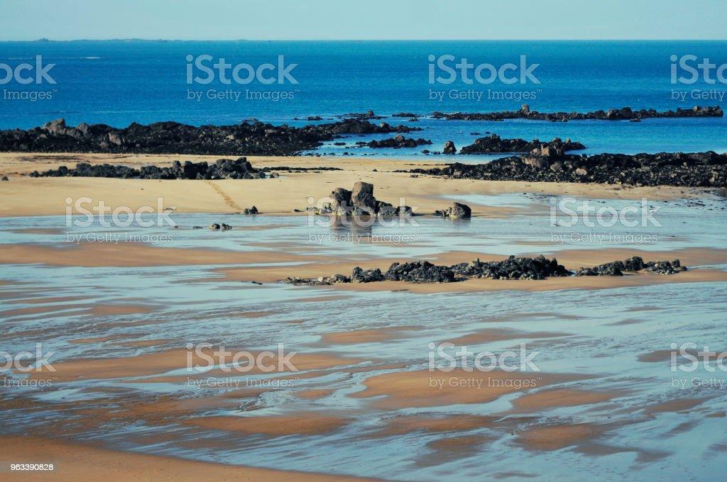 Plaża Bretanii - Zbiór zdjęć royalty-free (Bez ludzi)