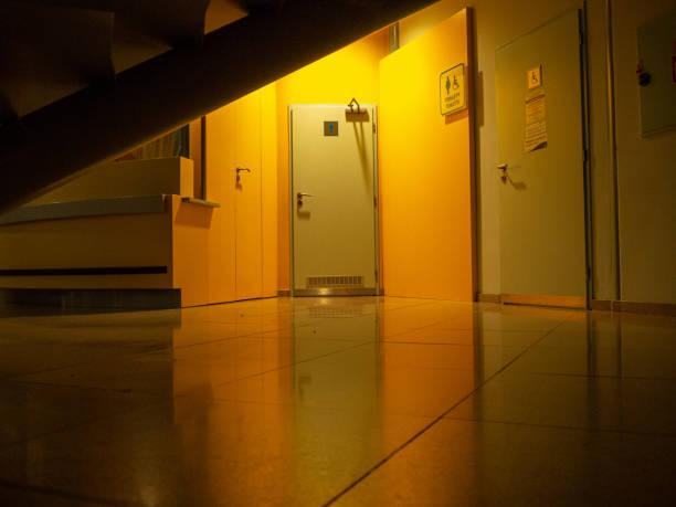 Lobby Hospital Elevator Office Interior Stock Photos ...
