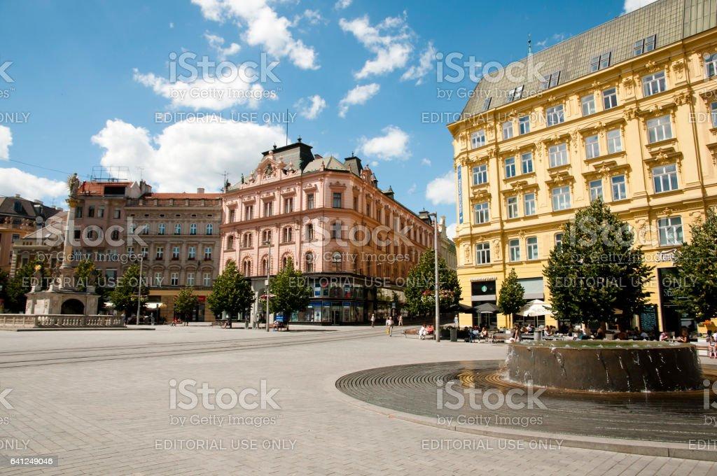 Brno - Czech Republic stock photo