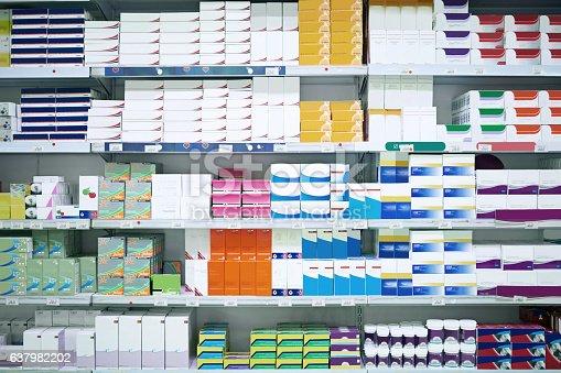 istock Broad spectrum of brands to get your better 637982202