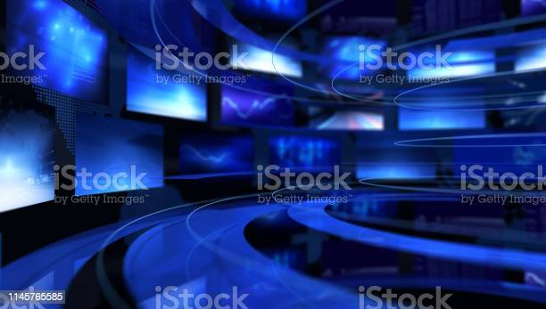 Broadcast Stock Photo - Download Image Now