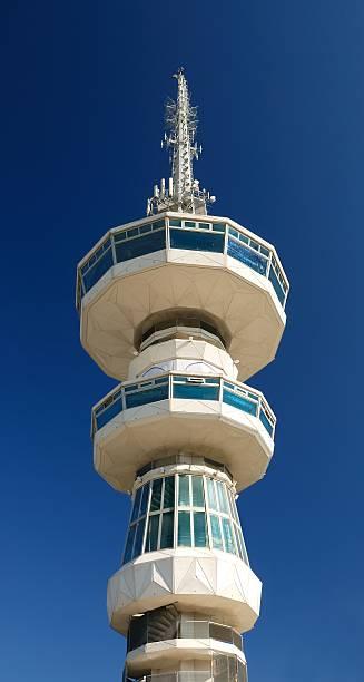 Fernsehturm in thessaloniki (O.T.E. – Foto