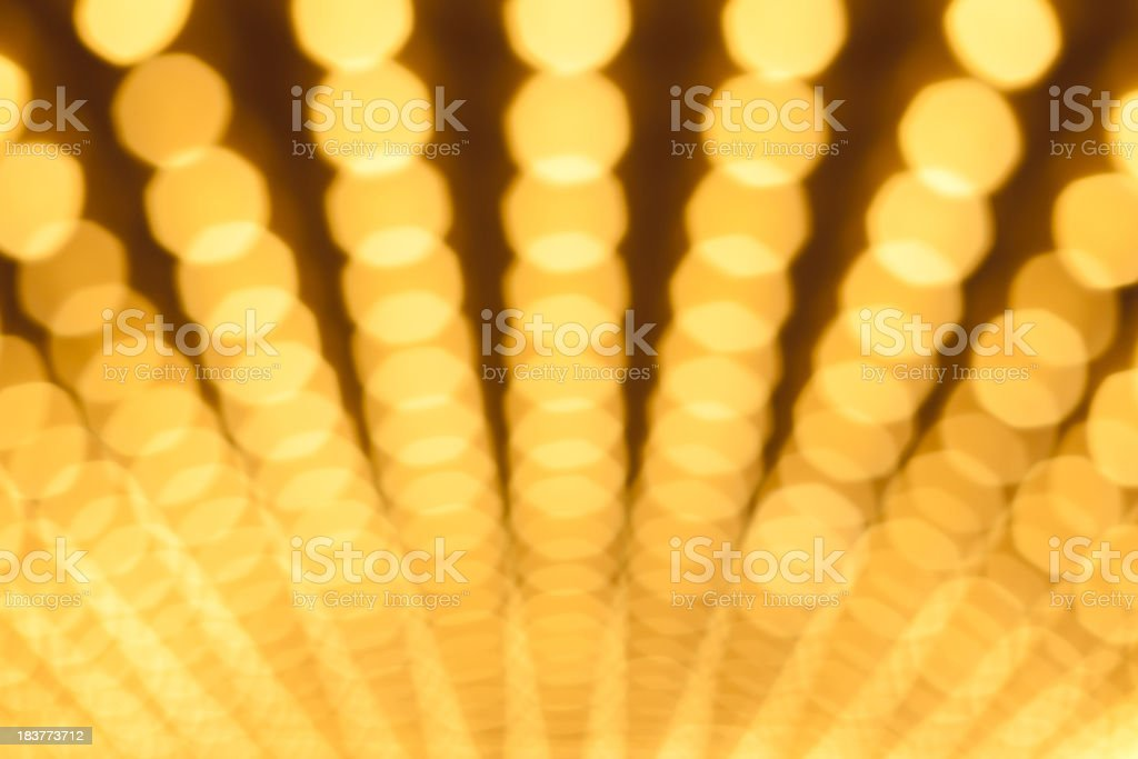 Broadway Lights Background stock photo