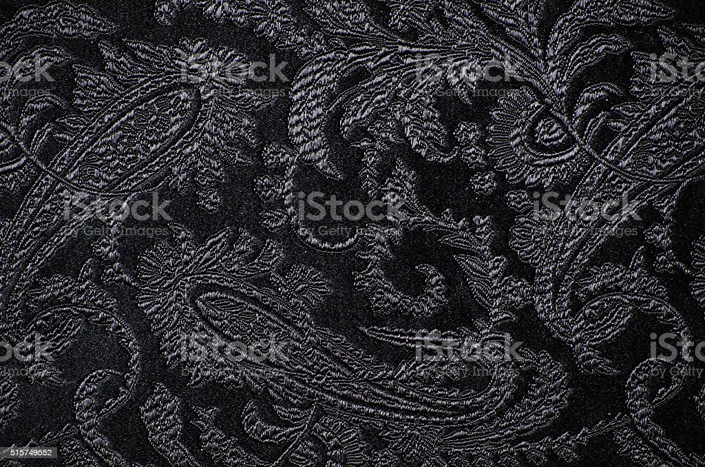 Brocado textura de detalhe - foto de acervo