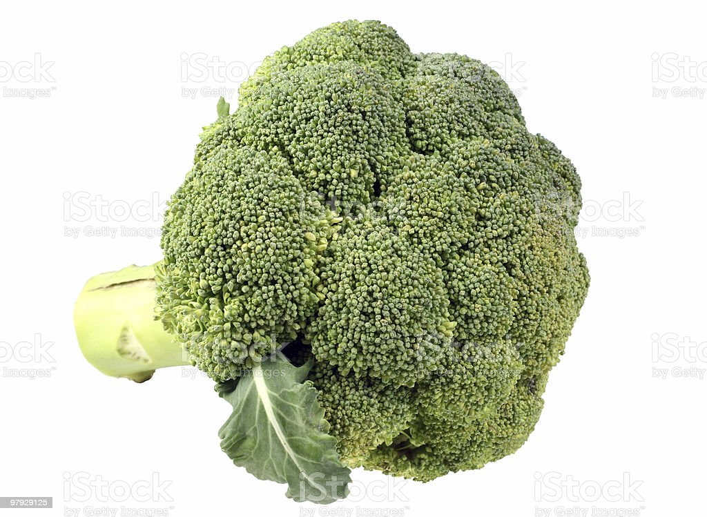 broccoli cbbage royalty-free stock photo