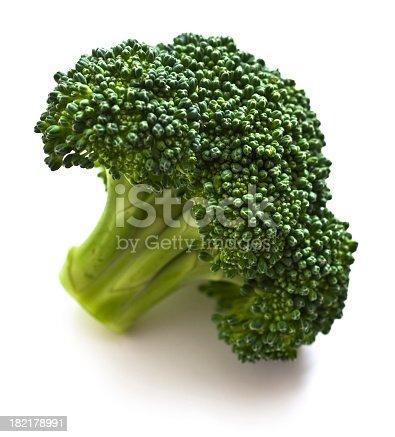 istock Broccoli Floret 182178991