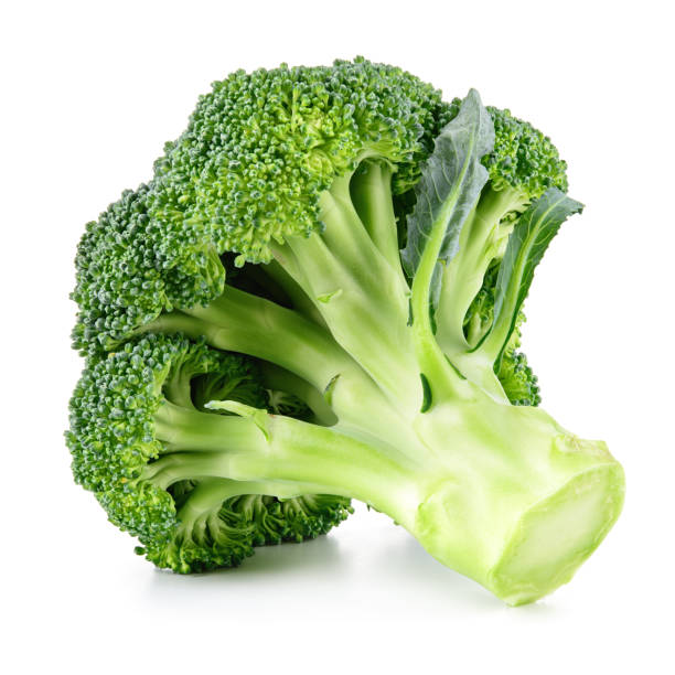 Broccoli isolated on white. Fresh broccoli. Broccoli isolated on white. Fresh broccoli. broccoli stock pictures, royalty-free photos & images