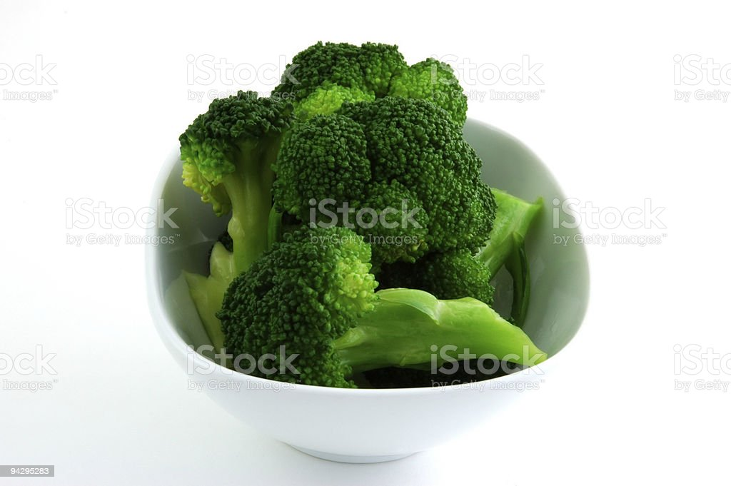 Broccoli* stock photo
