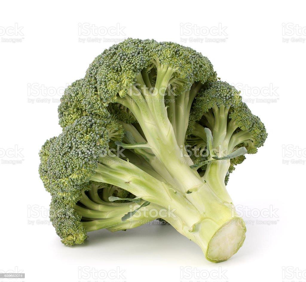 Broccoli vegetable stock photo