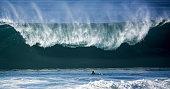 istock Brock Swell - Blacks Beach - La Jolla, San Diego, California, Surfing, Big Wave 1181269539