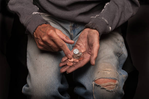 broke and homeless - poverty stock pictures, royalty-free photos & images