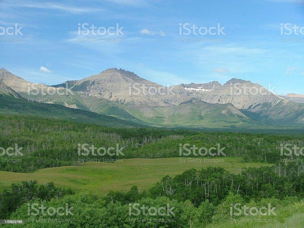 Brokeback Mountain  Movie Country royalty-free stock photo