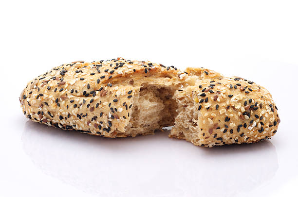 Broken Brot roll – Foto