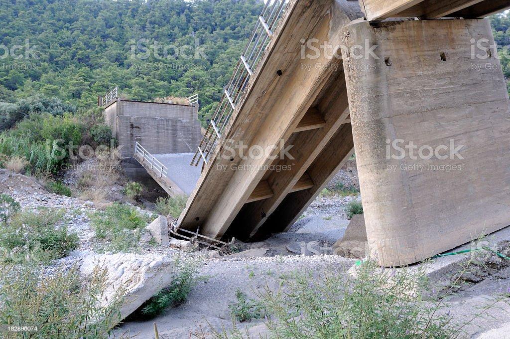 Broken-Brücke – Foto