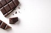 壊れたチョコレートバー絶縁型トップの左位置