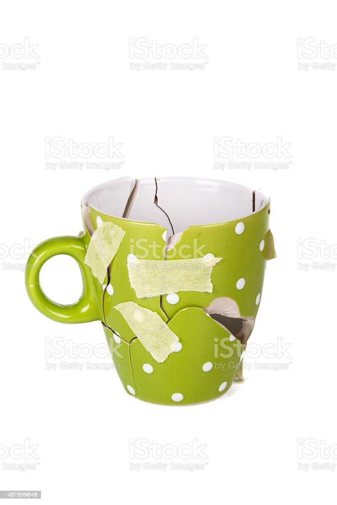 Cassé et une tass'à café - Photo