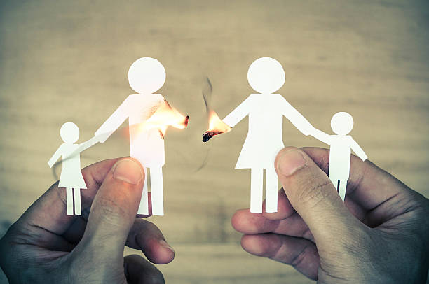 Broken Family Stock Photos, Pictures & Royalty-Free Images ...