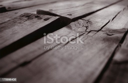 wooden deck boards warping