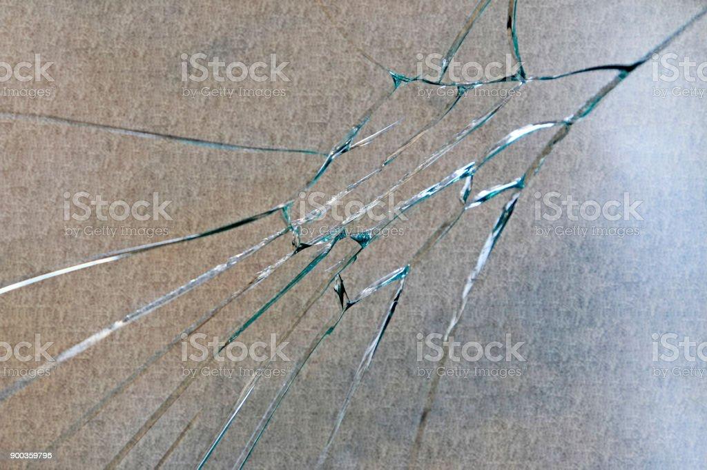 Glasscherben, Closeup Fotos – Foto