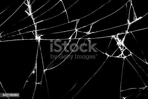 istock Broken glass 942296960