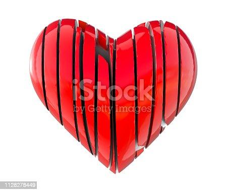 istock Broken Heart 1128278449