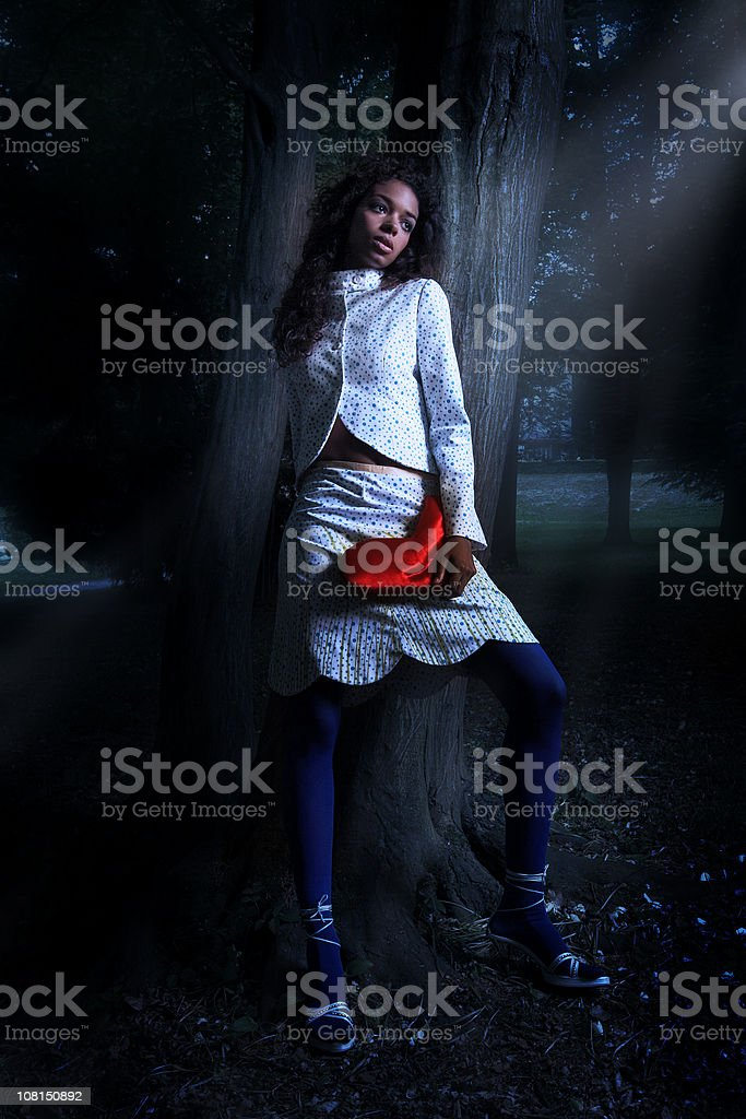 Broken hearted royalty-free stock photo