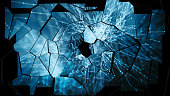 istock Broken Mirror of neurons hologram 1233576319