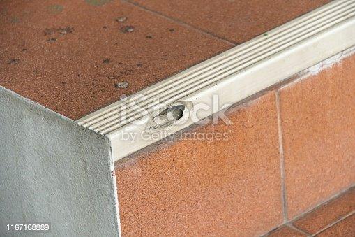 istock broken of plastic steps cover 1167168889