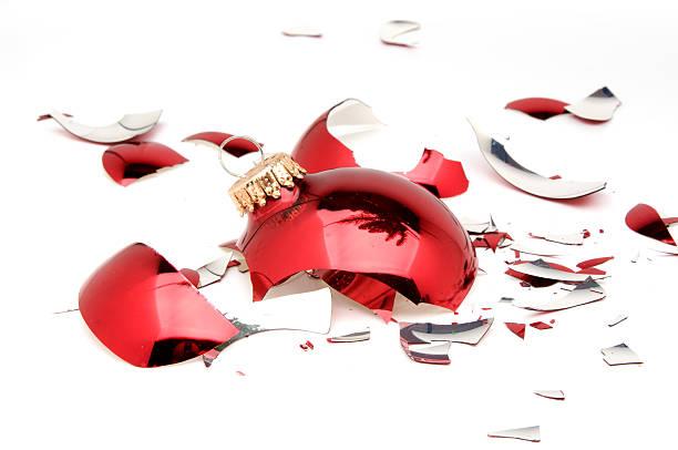 Broken-Ornament – Foto