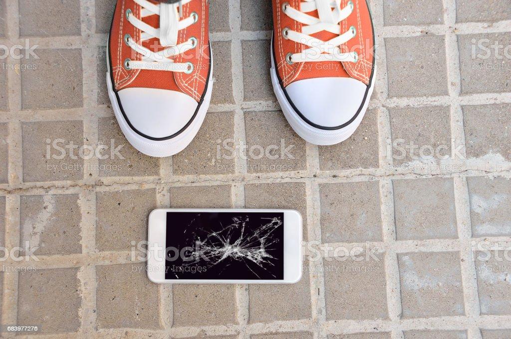 broken Telefon – Foto