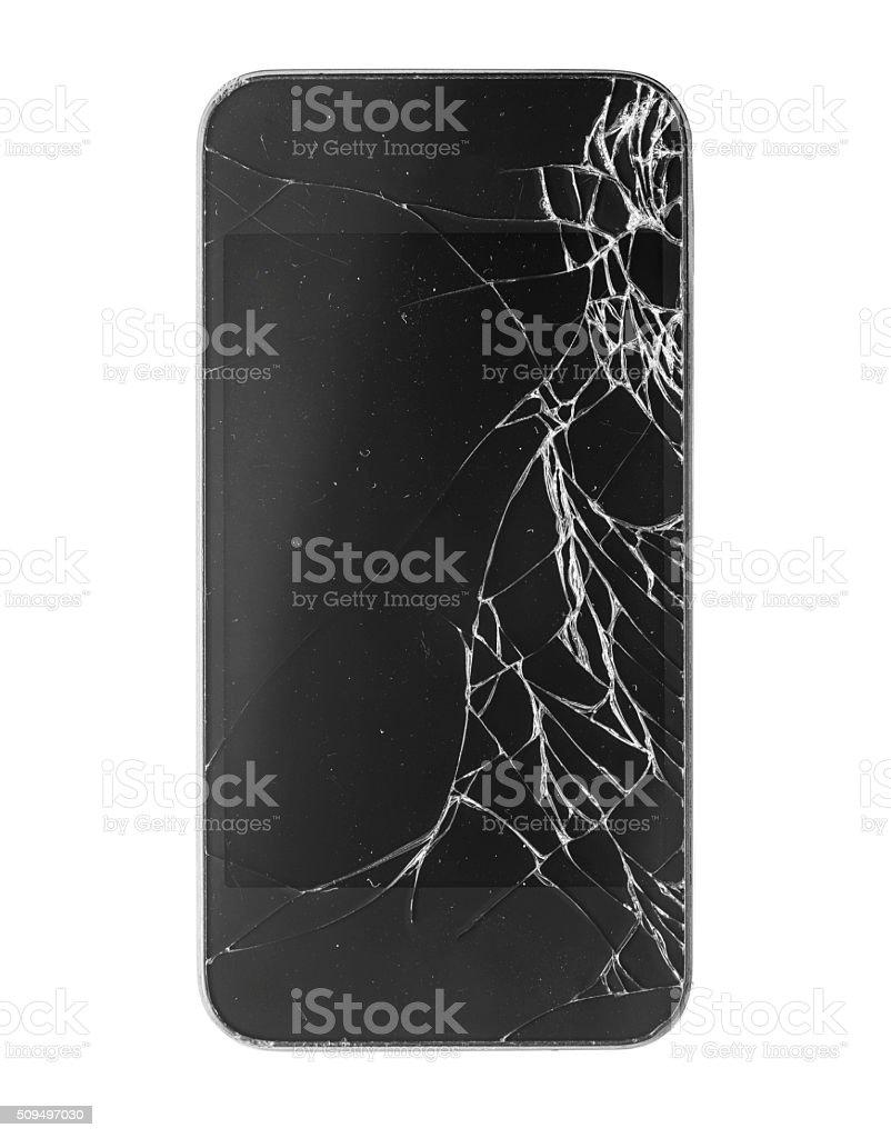 broken Bildschirm – Foto