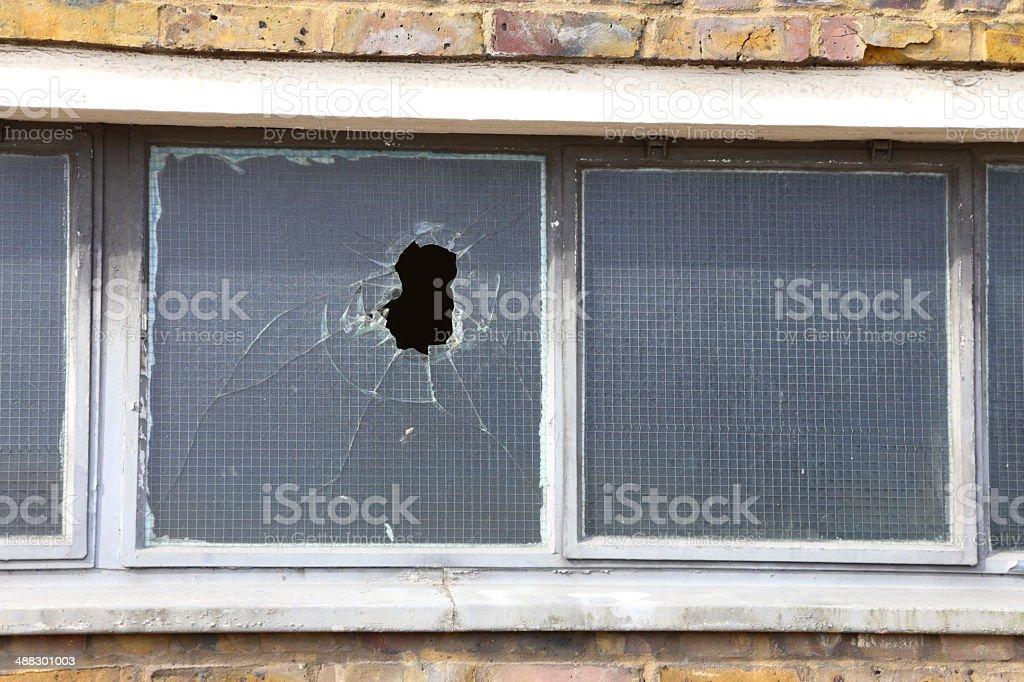 Broken Fenster – Foto