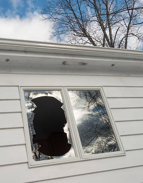 Fantastic Best Broken House Window Stock Photos Pictures Royalty Download Free Architecture Designs Itiscsunscenecom