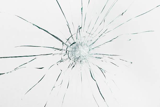 złamane szkła - popękany zdjęcia i obrazy z banku zdjęć