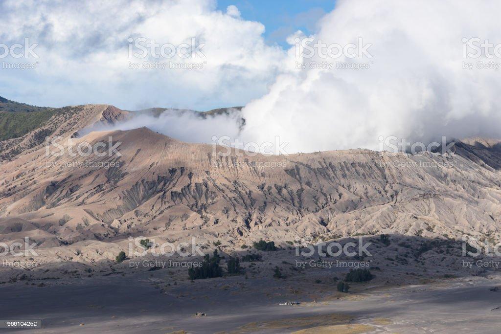 Bromo Vulkan Berg in Ost-Java, Indonesien - Lizenzfrei Abenteuer Stock-Foto