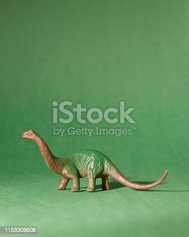 Small figurine of a Dinosaur