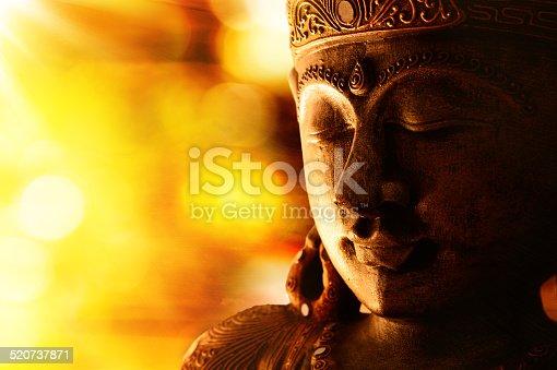 istock bronze buddha statue 520737871