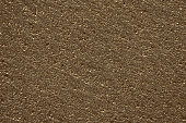 Bronze color porous rough surface, texture background