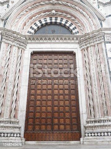 Bronze door of Duomo(Florence Cathedral)