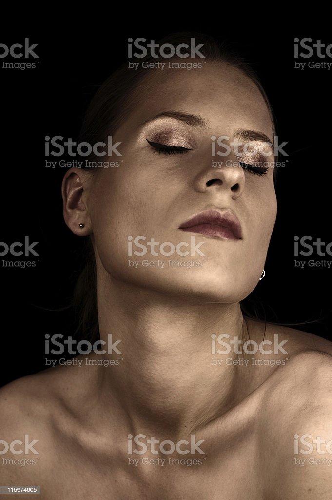 bronze royalty-free stock photo