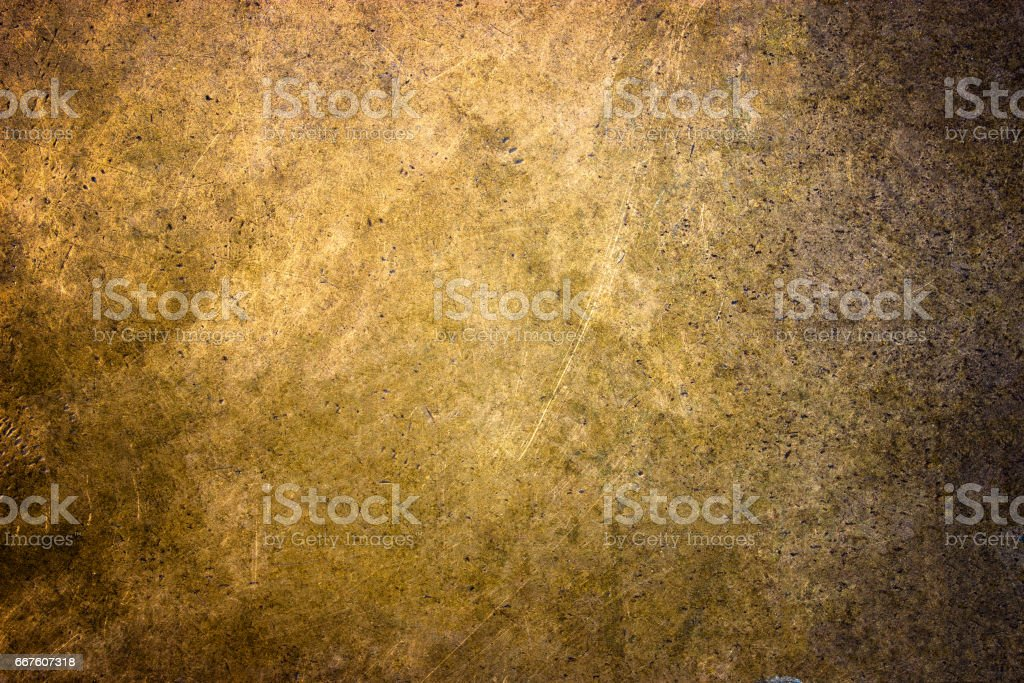 bronze plate texture golden metal background for design stock photo