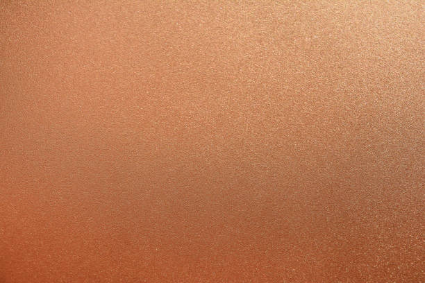 bronze textur hintergrund. kupferhintergrund textur - kupferfarbe stock-fotos und bilder