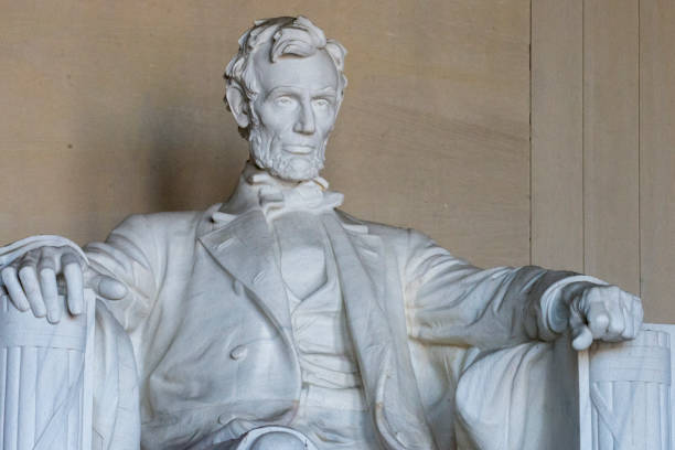 ninhada de lincoln - presidents day - fotografias e filmes do acervo